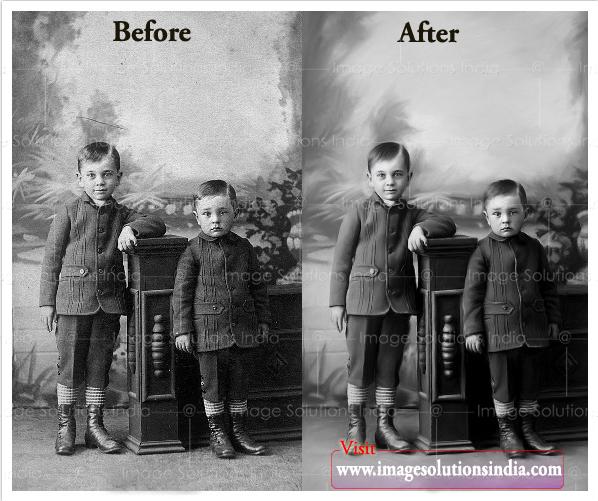 image restoration services