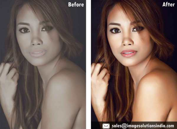 Face Retouching Services